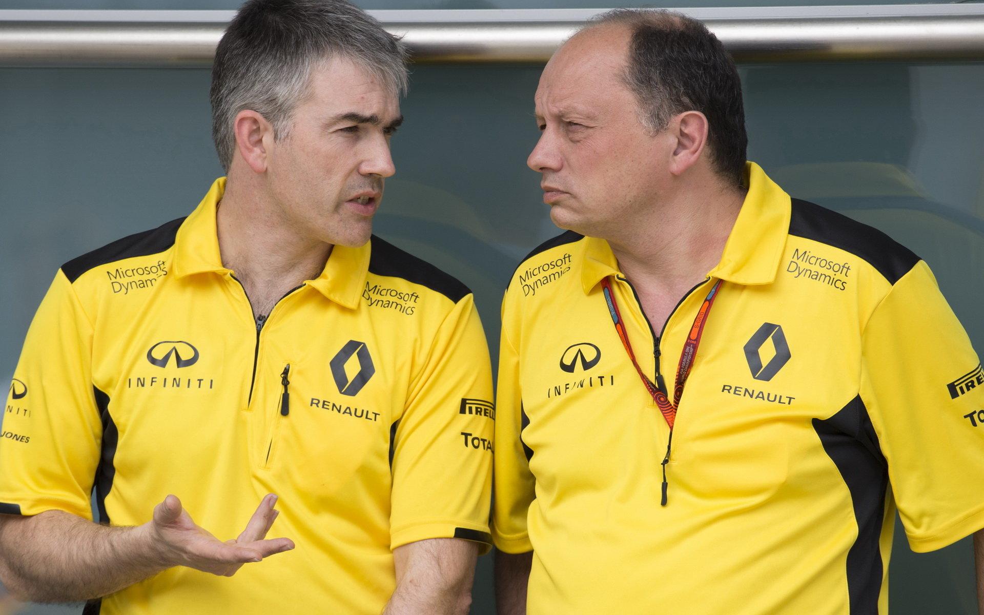 Vasseur: Pilot Renaultu může vyhrát šampionát v roce 2020 - anotační foto