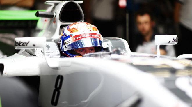 Romain Grosjean považuje manipulaci se slídami za krajně obtížnou