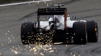 Romain Grosjean v kvalifikaci v Číně