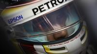 Lewis Hamilton v Číně