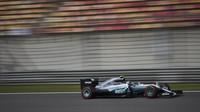 Nico Rosberg v kvalifikaci v Číně