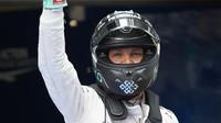 Nico Rosberg v Číně