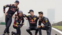 Mladé střely z Red Bullu