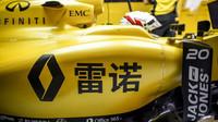 Kevin Magnussen v kvalifikaci v Číně