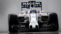 Felipe Massa v kvalifikaci v Číně