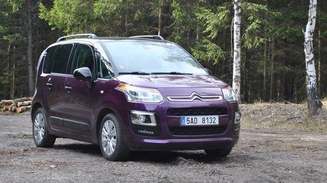 Citroën C3 Picasso 1.4 VTi (2016)