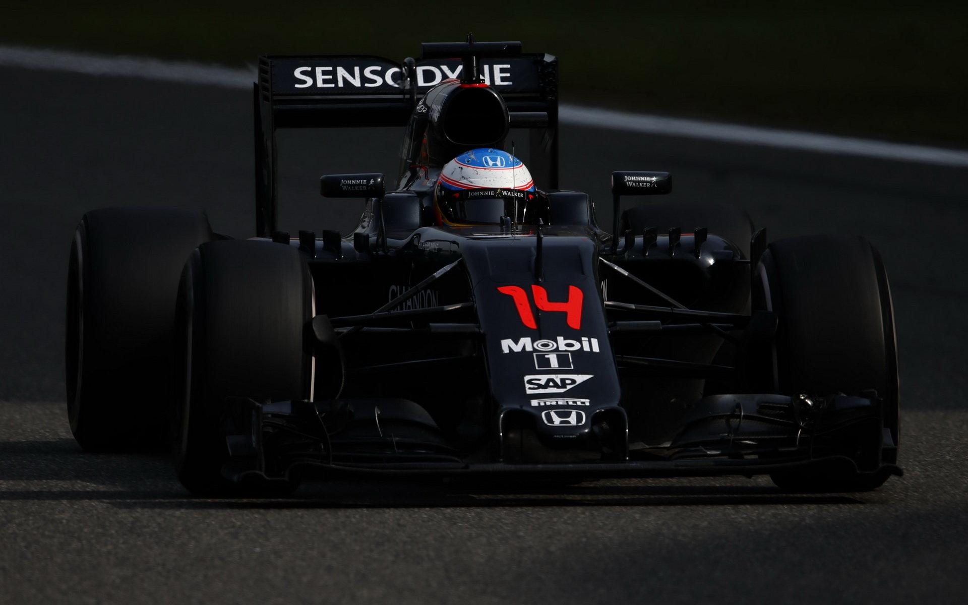 Alonso se zotavoval déle, než sám předpokládal - anotační foto