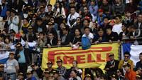 Fanoušci v Číně