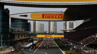 Start závodu v Číně