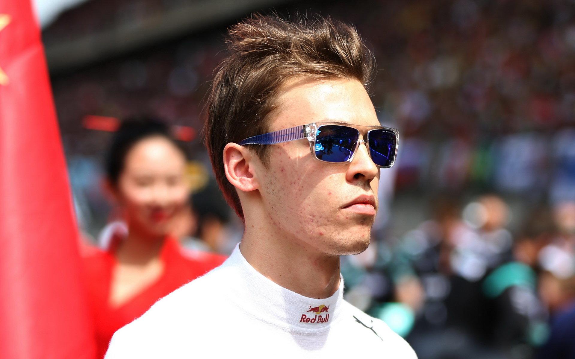 Red Bull posílá Kvjata k Toro Rosso, ve Španělsku jej nahradí Verstappen - anotační foto