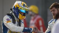 Marcus Ericsson po závodě v Číně