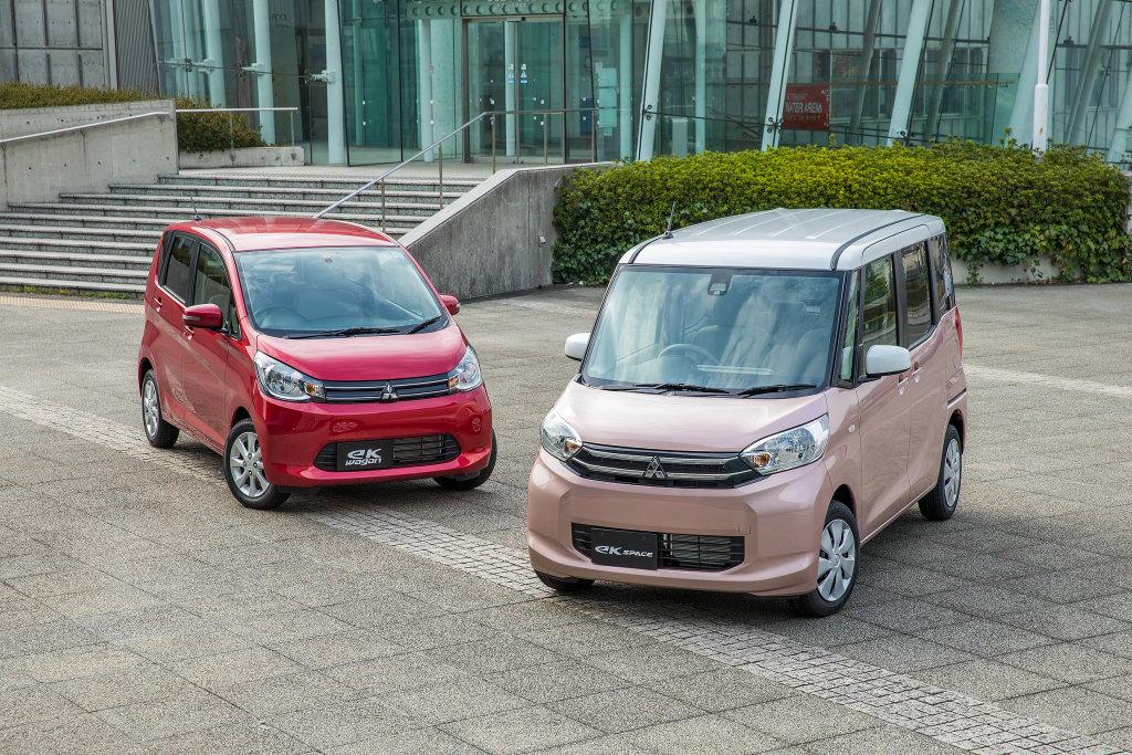 Mitsubishi čelí skandálu s falšováním reálné spotřeby u modelu eK.