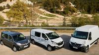Renault Kangoo & Trafic & Master X-Track