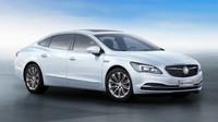 Buick LaCrosse přichází také v hybridním provedení HEV.