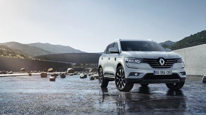 Nový Renault Koleos se představí již na autosalonu v Pekingu