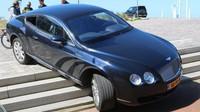 Bentley Continental GT není offroad. O tom se přesvědčil jeho nizozemský majitel - anotační obrázek