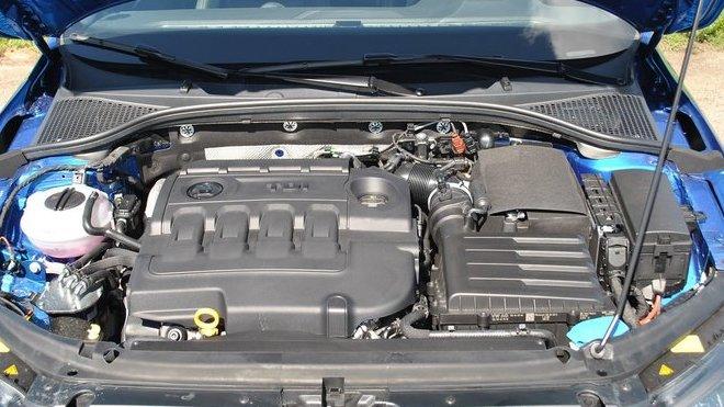 Škoda Octavia Combi TDI