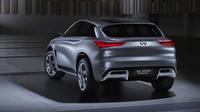 Infiniti QX Sport Inspiration představuje podobu nového SUV řady QX.