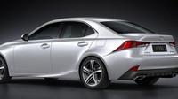 Omlazený Lexus IS