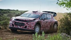 Citroën vyjel s C3 WRC poprvé na asfalt, jaké jsou ohlasy? - anotační obrázek