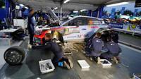 Hyundai odvedl dobrou práci při stavbě nové i20 WRC