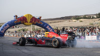 Roadshow Red Bullu v Jordánsku