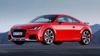Audi si drží přeplňovaný pětiválec, v TT RS má 400 koní - anotační foto