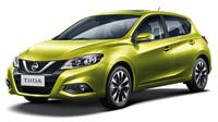 Nissan Pulsar se pro Čínu mění na Tiidu.