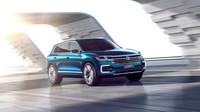 Volkswagen T-Prime GTE je předobrazem budoucího největšího SUV značky.