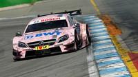 Mercedes má problémy s novou karosérií C-Klasse AMG DTM - anotační foto