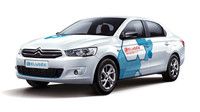 Levný sedan s elektromotorem? Citroën E-Elysée je v Číně realitou