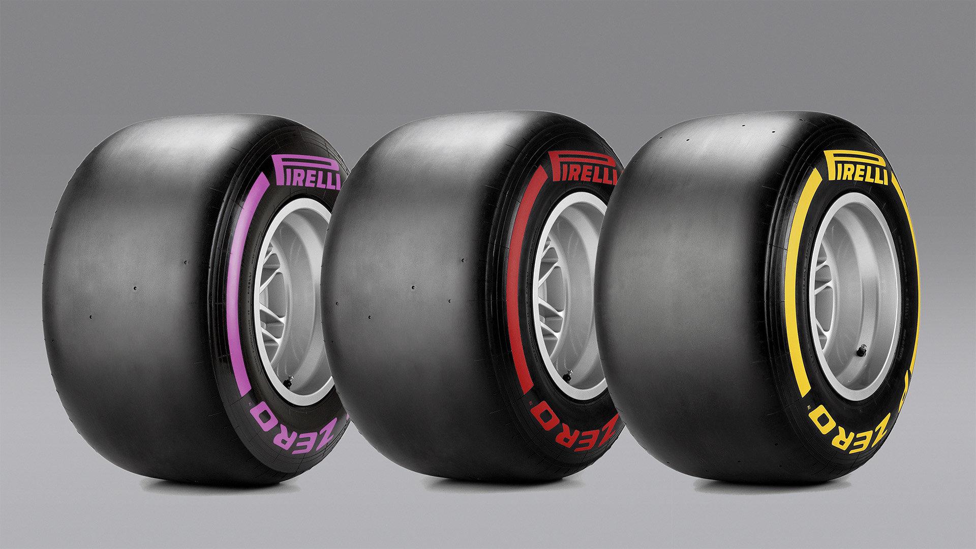 Známe vše - Pirelli oznámilo směsi pro poslední závody sezóny: Brazílii a Abú Zabí - anotační foto