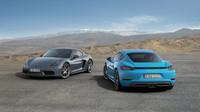 Čtyřválcovou kůrou prošlo i Porsche Cayman, od Boxsteru se liší jen střechou - anotační obrázek
