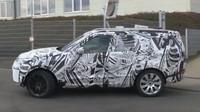 Nový Land Rover Discovery se již testuje na Nürburgringu - anotační obrázek