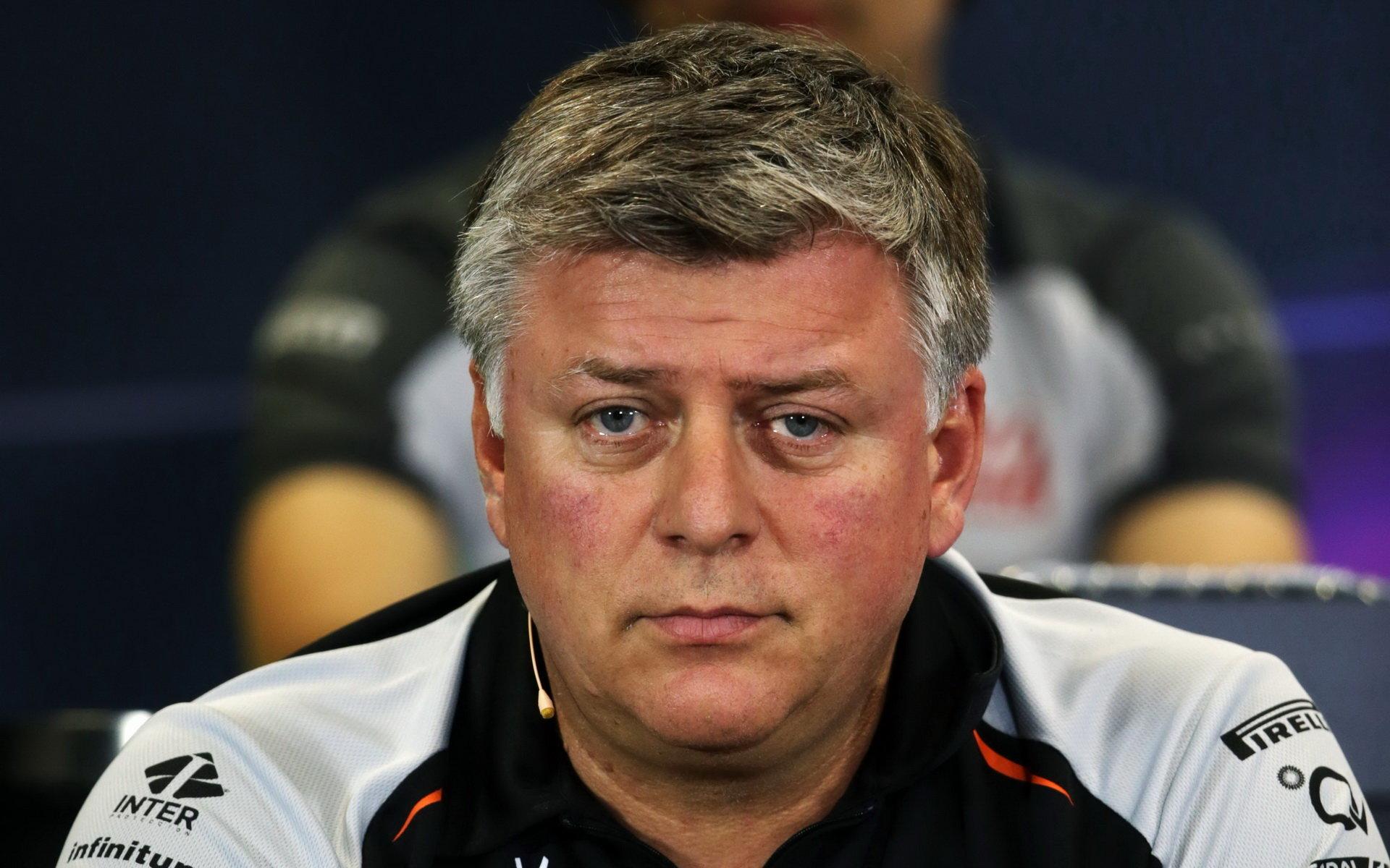 Force India chystá před Španělskem na voze velké změny - anotační foto