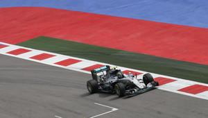 ANALÝZA: Rosberg dominoval ve třetím sektoru, Vettel s Ferrari 339 km/h - anotační obrázek