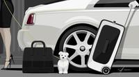 Rolls-Royce uvádí na trh nový set zavazadel. Stojí vážně hodně - anotační foto
