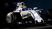 Felipe Massa byl ve Španělsku na rovinkách nejrychlejší