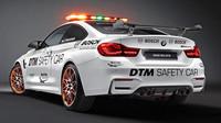 BMW M4 GTS je nový safety car pro závody DTM - anotační obrázek