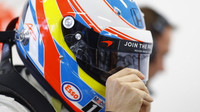 Fernando Alonso v Soči