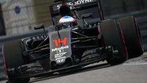 Alonso zajel velmi rychlé kolo, aby se probudil a užil si trochu zábavy - anotační obrázek