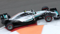 Nico Rosberg v Rusku