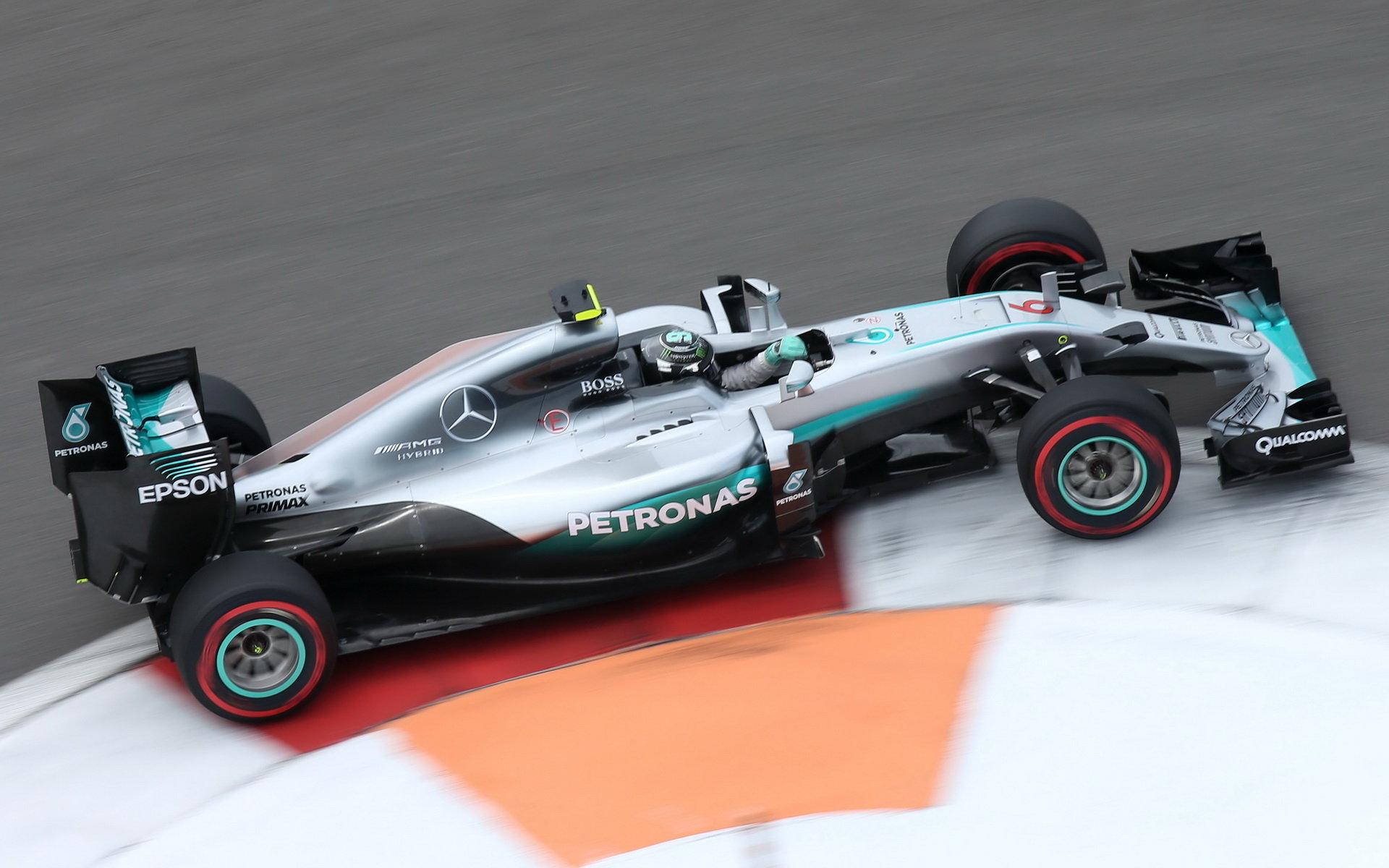Nejrychlejší kola v Rusku: Rosberg před Massou, Alonso pátý - anotační foto