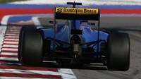 Sauber pojede ve Španělsku s nejnovějším motorem Ferrari - anotační foto