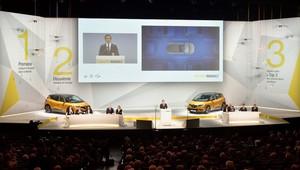 Renault odhalil své plány! Ještě letos dorazí čtyři nové modely! - anotační obrázek