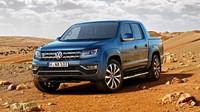 Volkswagen Amarok omládl, jako první v segmentu má šestiválcový turbodiesel - anotační foto