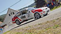 Fotogalerie: Historic Rally Vltava