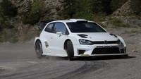 Volkswagen již jen dolaďuje Polo R WRC 2017 - anotační foto