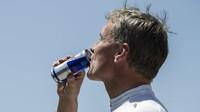 """David Coulthard měl štěstí, že nepřišel o """"papíry"""""""