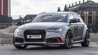 Tohle Audi RS6 dostalo 670 koní a pořádný bodykit - anotační obrázek